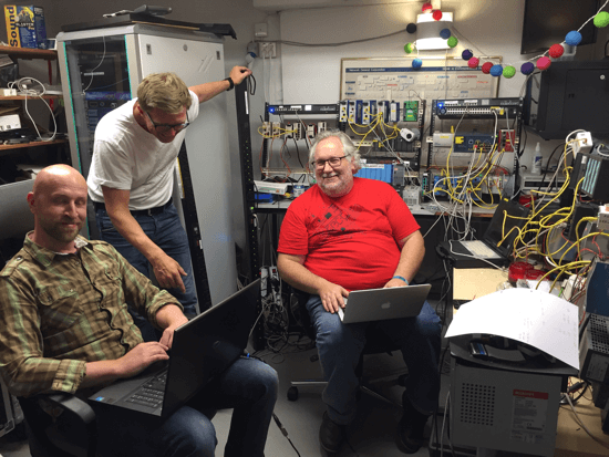 CS3STHLM | ICS Lab